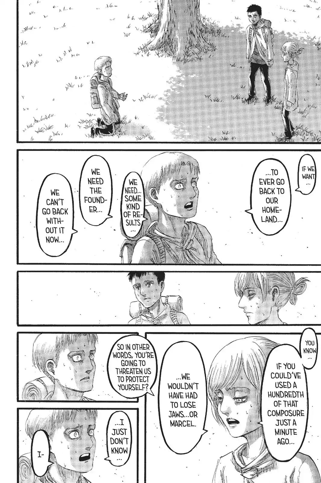 Attack on Titan Chapter 96  Online Free Manga Read Image 11