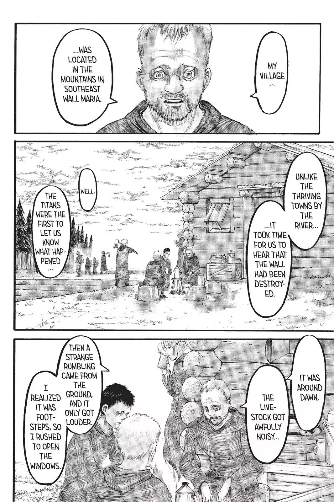 Attack on Titan Chapter 96  Online Free Manga Read Image 35