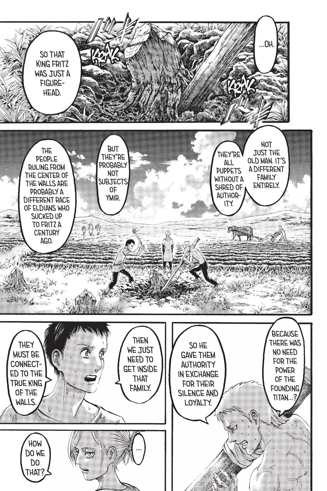 Attack on Titan Chapter 96  Online Free Manga Read Image 38