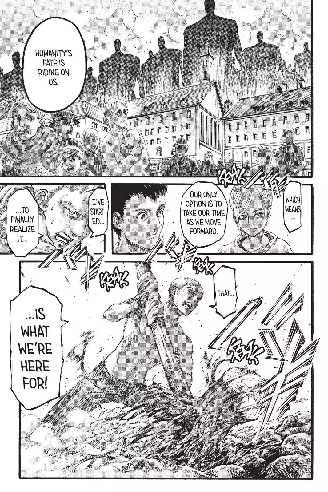 Attack on Titan Chapter 96  Online Free Manga Read Image 42