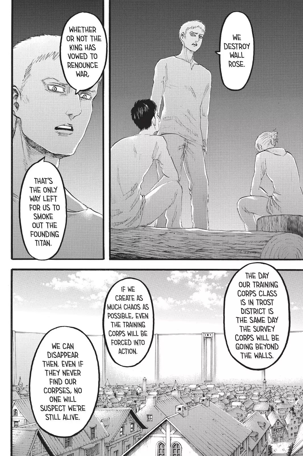 Attack on Titan Chapter 97  Online Free Manga Read Image 11