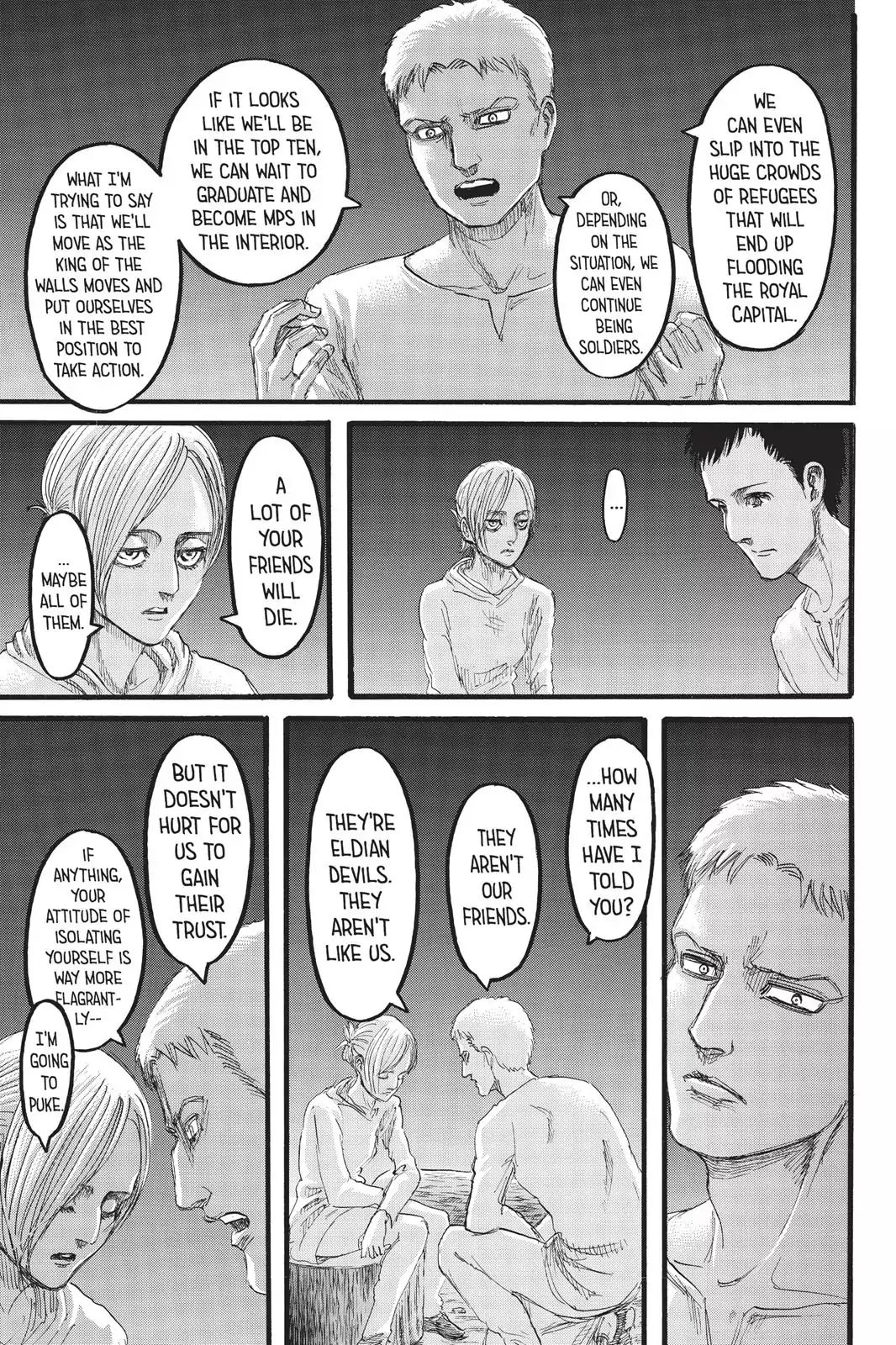 Attack on Titan Chapter 97  Online Free Manga Read Image 12