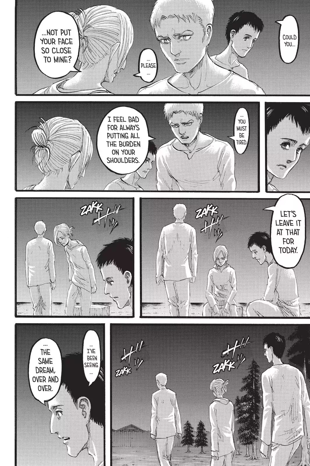 Attack on Titan Chapter 97  Online Free Manga Read Image 13