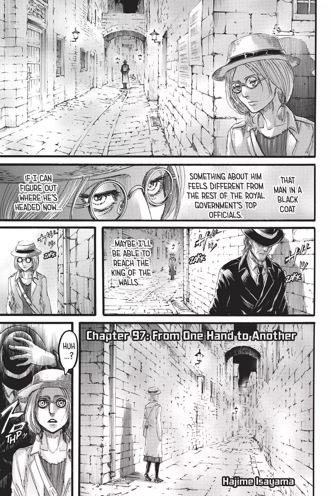 Attack on Titan Chapter 97  Online Free Manga Read Image 2