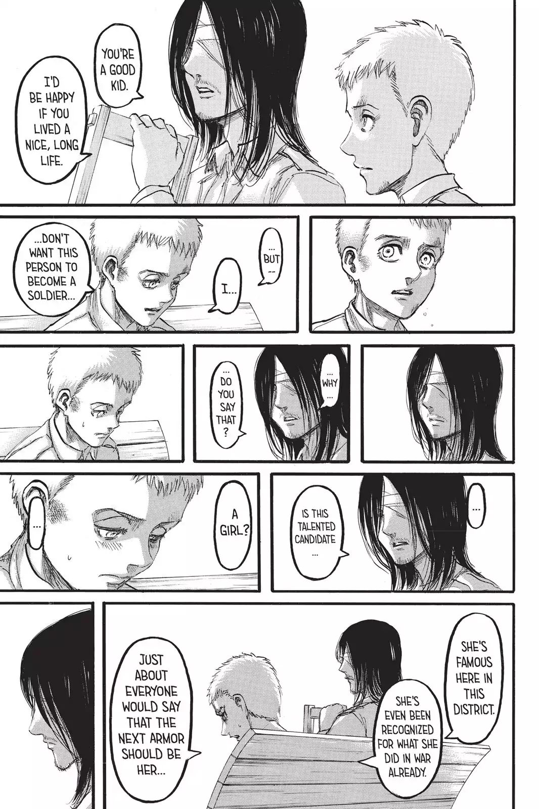 Attack on Titan Chapter 97  Online Free Manga Read Image 28