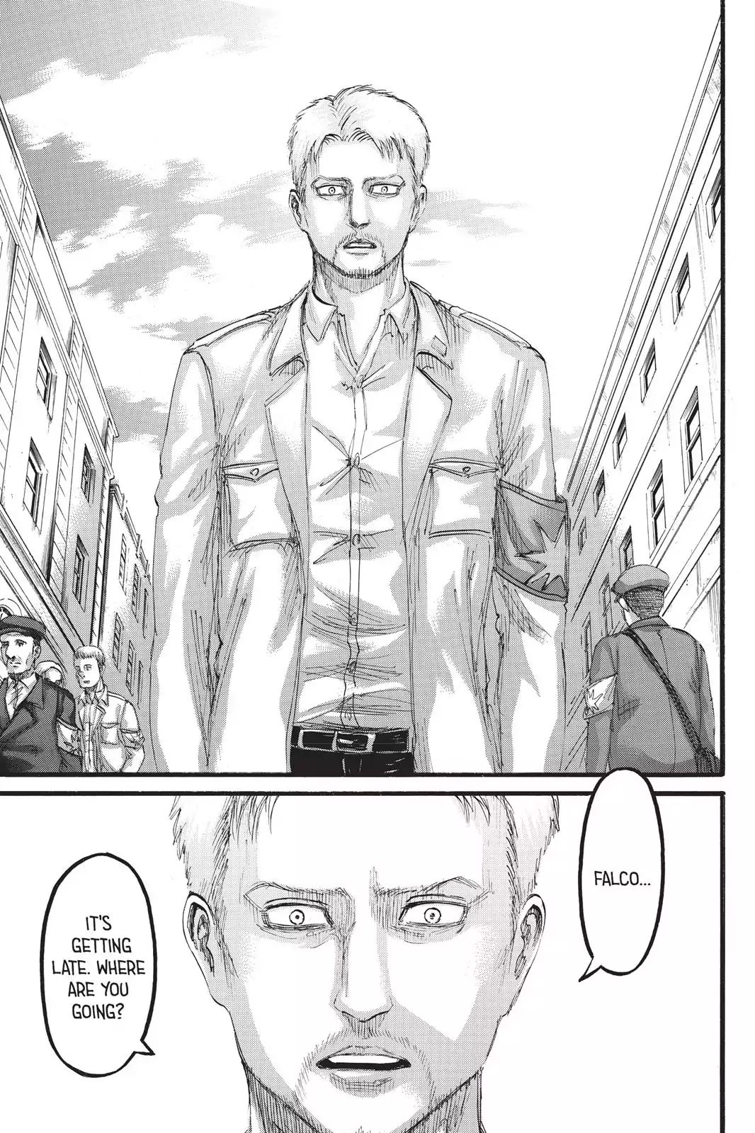 Attack on Titan Chapter 97  Online Free Manga Read Image 32