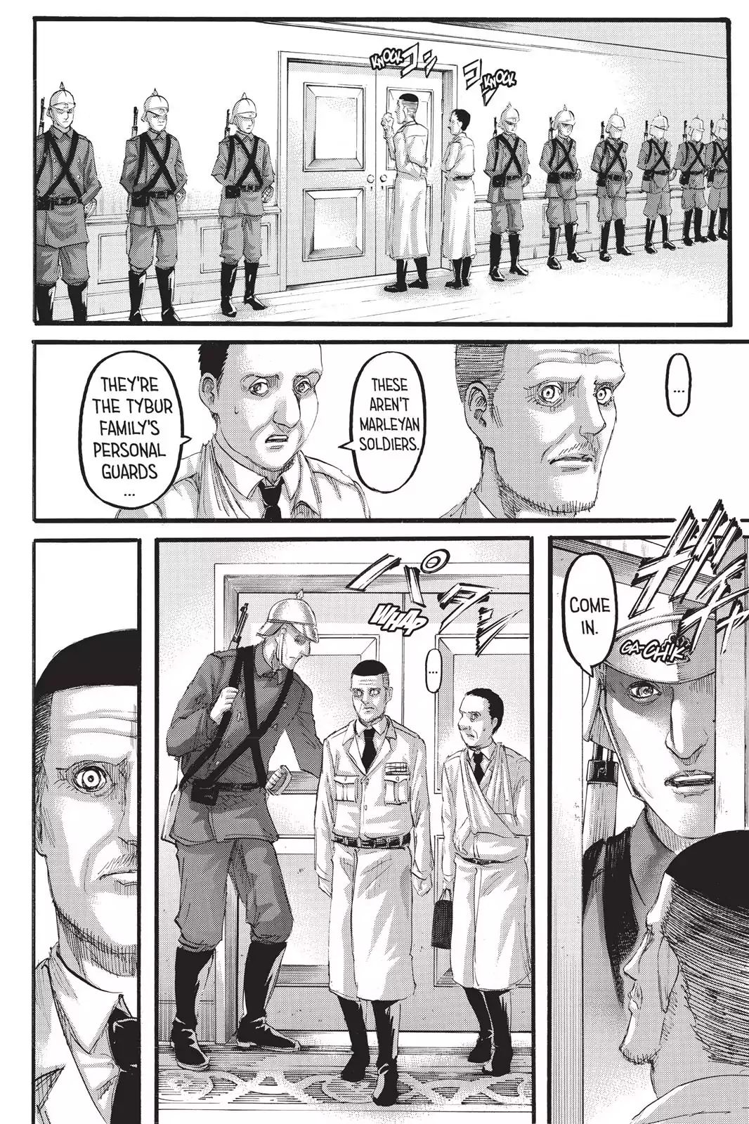 Attack on Titan Chapter 97  Online Free Manga Read Image 35