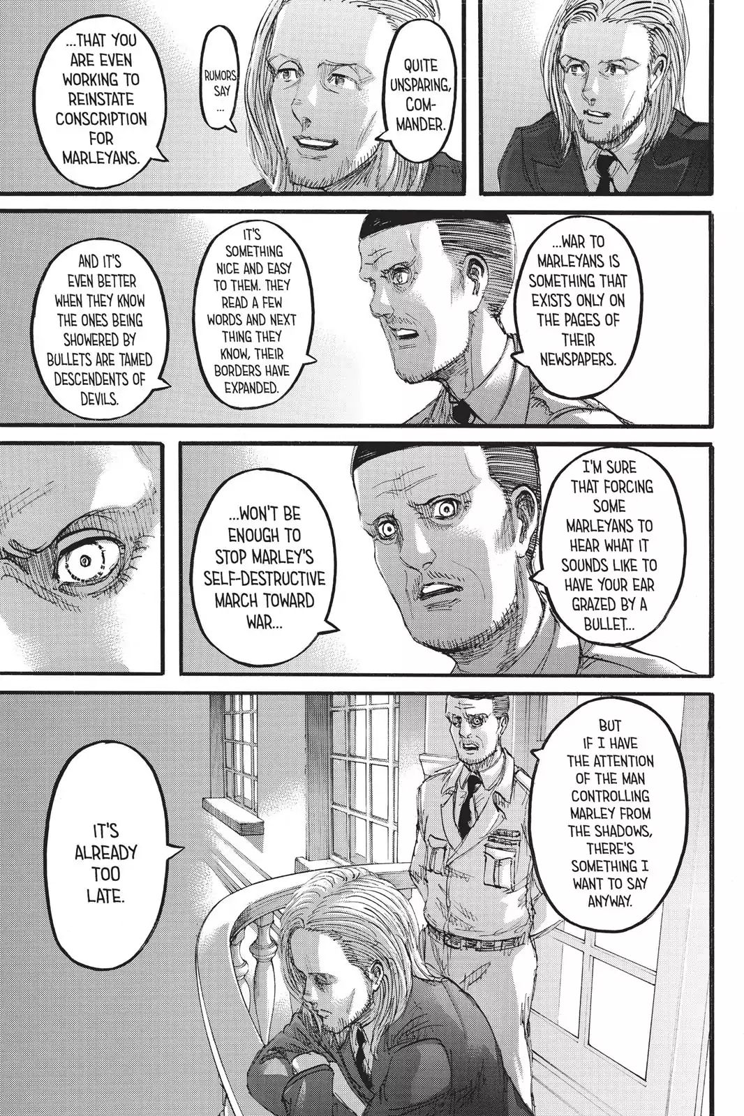 Attack on Titan Chapter 97  Online Free Manga Read Image 40