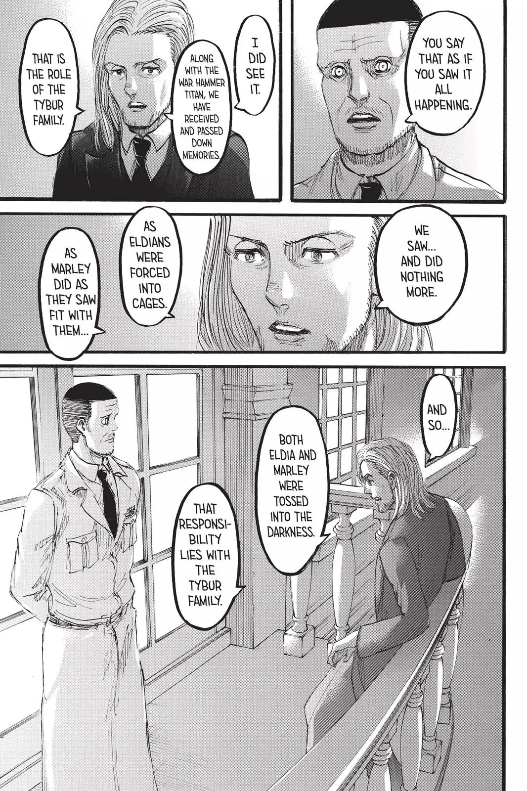 Attack on Titan Chapter 97  Online Free Manga Read Image 42
