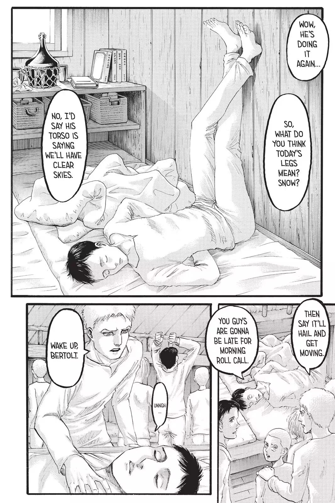 Attack on Titan Chapter 97  Online Free Manga Read Image 7