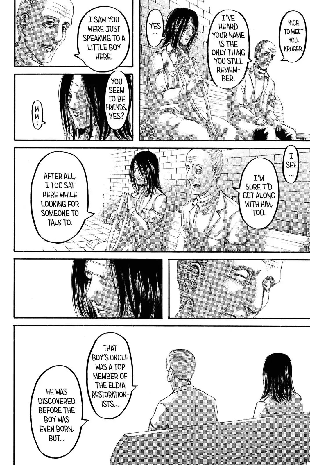 Attack on Titan Chapter 98  Online Free Manga Read Image 21