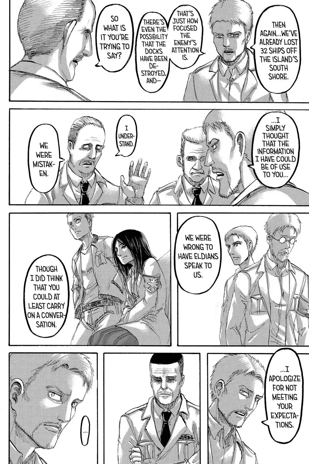 Attack on Titan Chapter 98  Online Free Manga Read Image 3