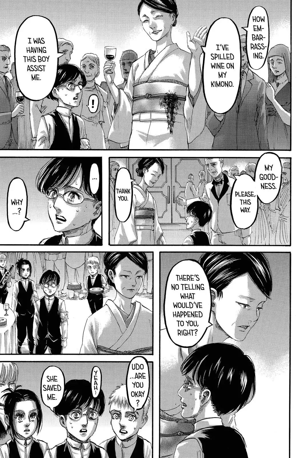 Attack on Titan Chapter 98  Online Free Manga Read Image 30