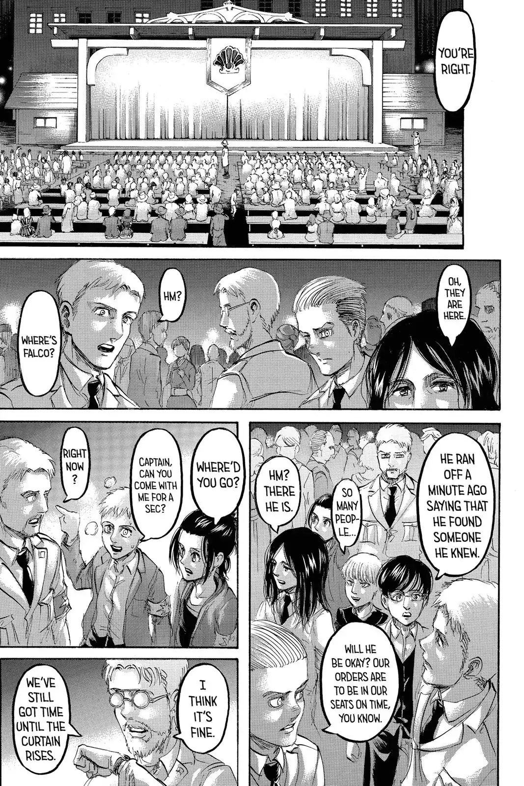 Attack on Titan Chapter 98  Online Free Manga Read Image 42