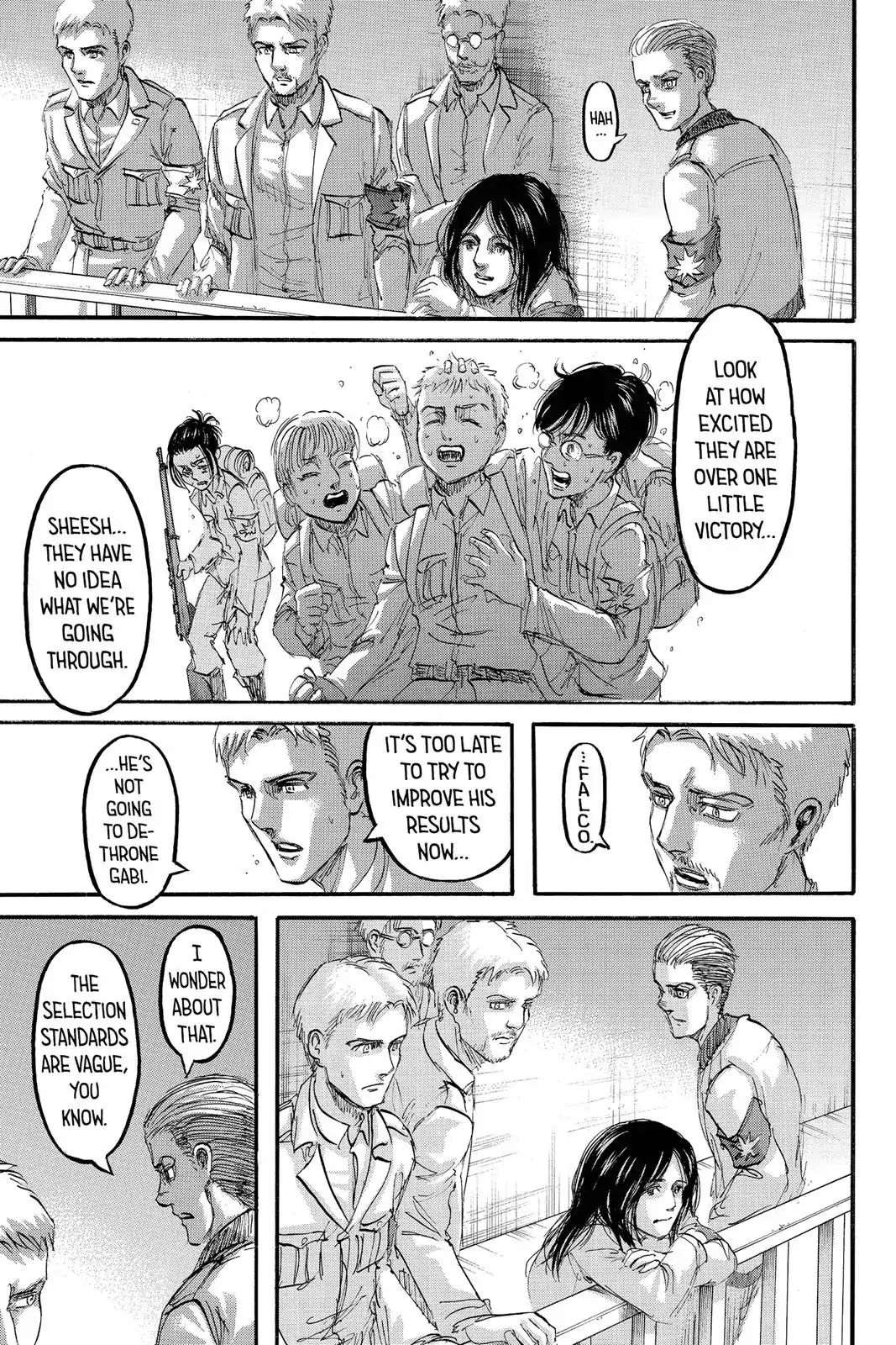 Attack on Titan Chapter 98  Online Free Manga Read Image 6