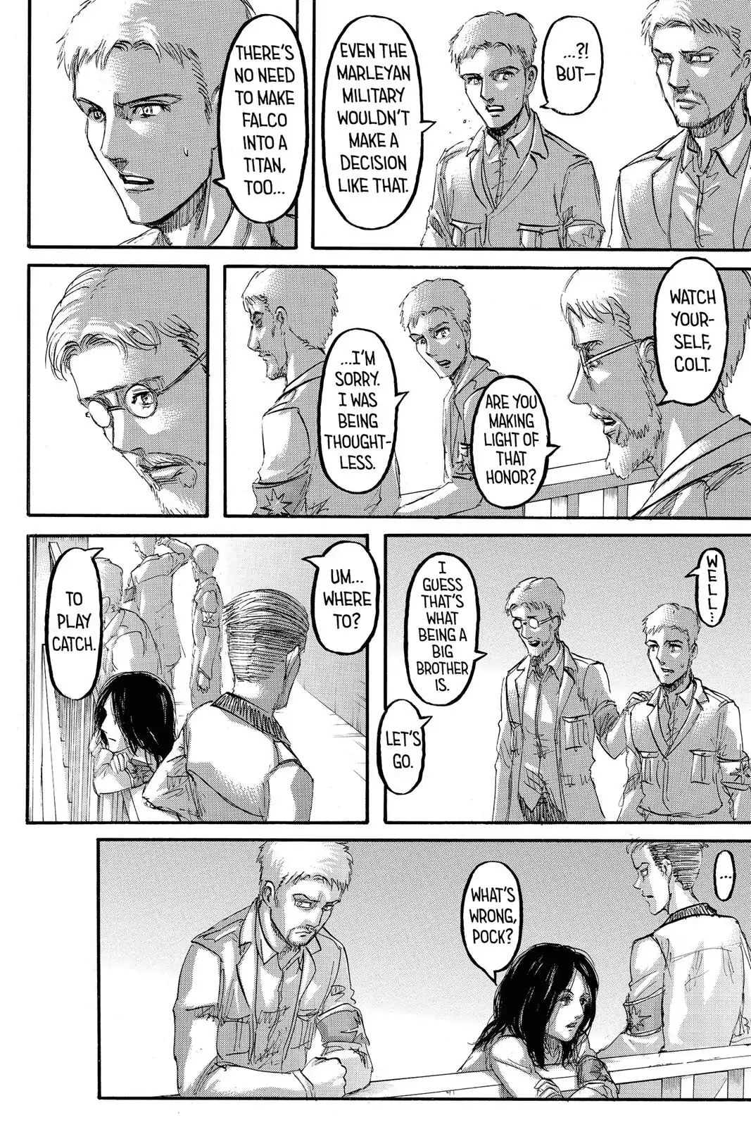 Attack on Titan Chapter 98  Online Free Manga Read Image 7