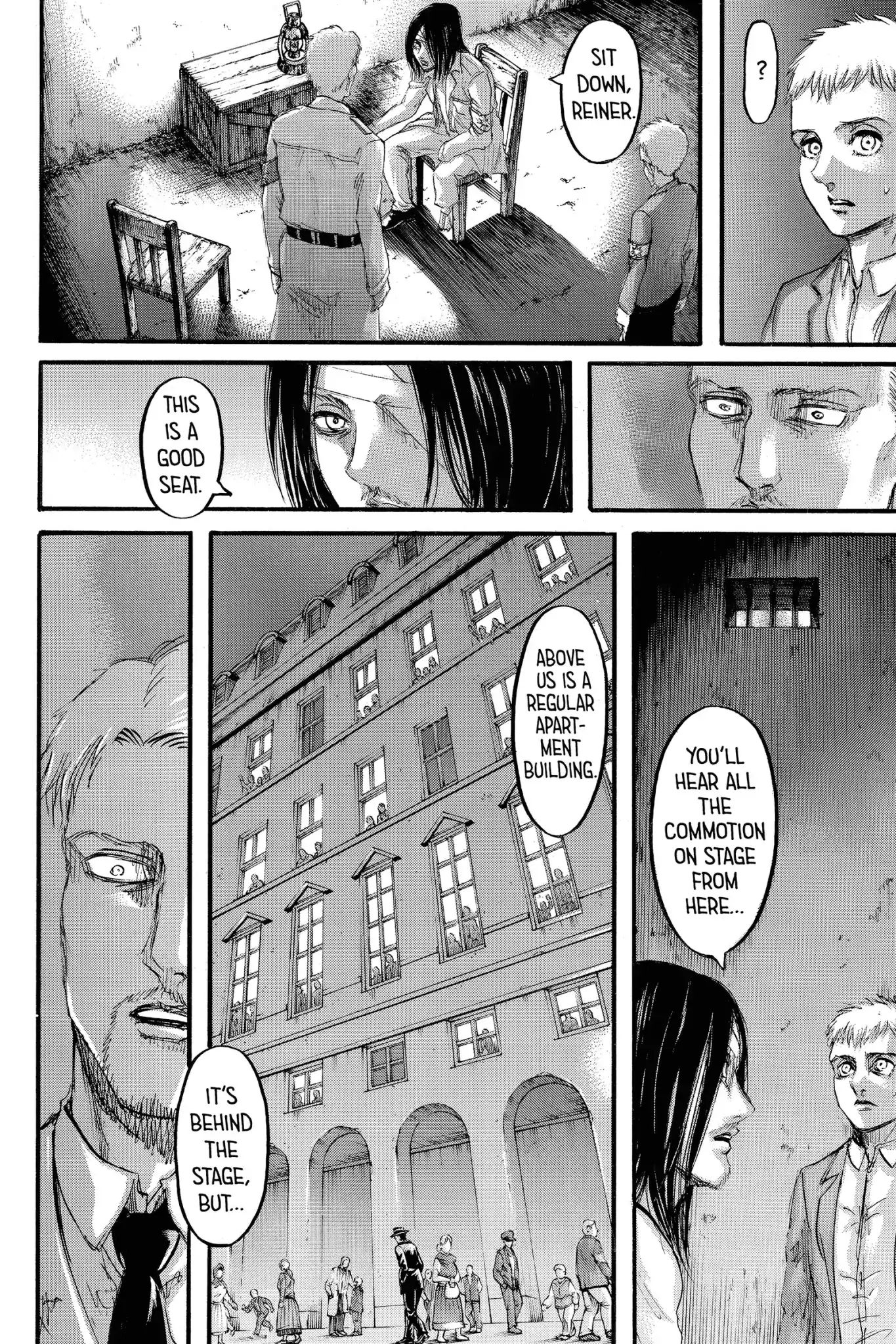 Attack on Titan Chapter 99  Online Free Manga Read Image 10