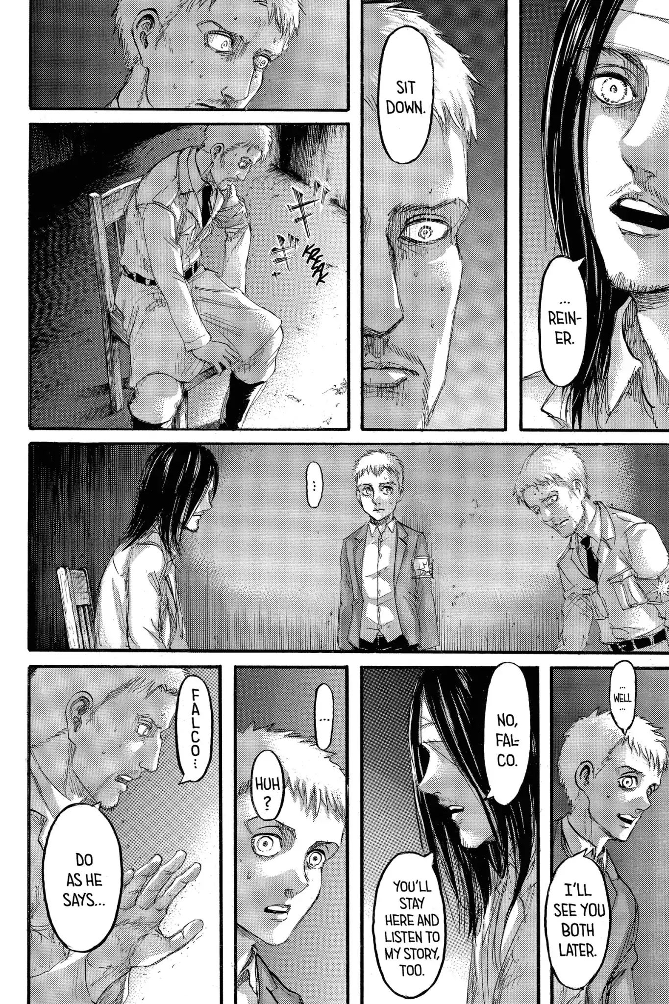 Attack on Titan Chapter 99  Online Free Manga Read Image 12