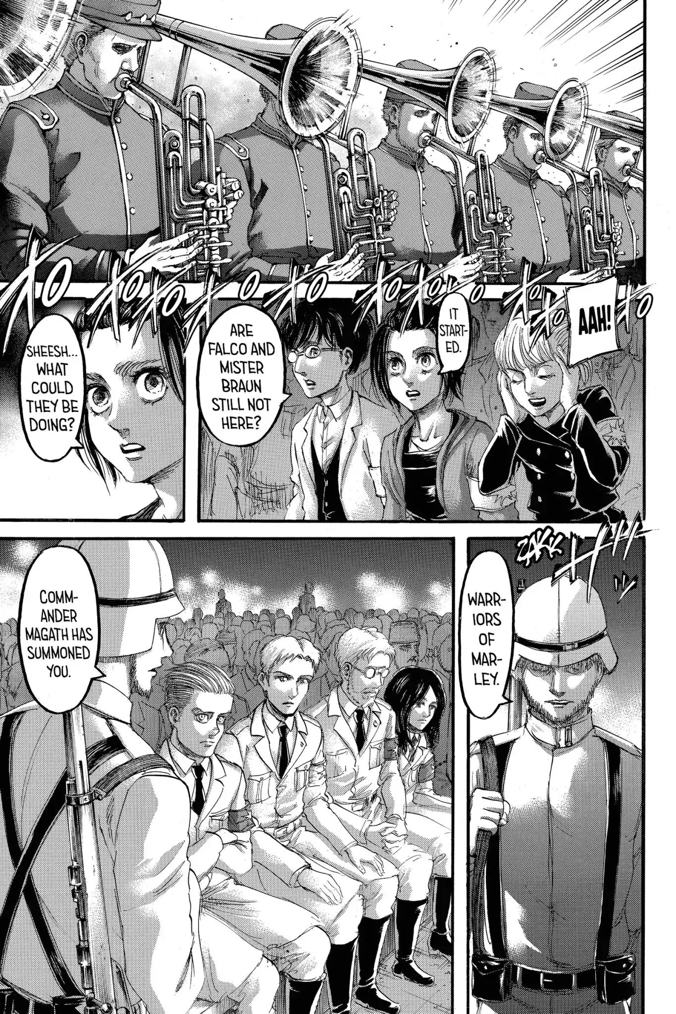Attack on Titan Chapter 99  Online Free Manga Read Image 19