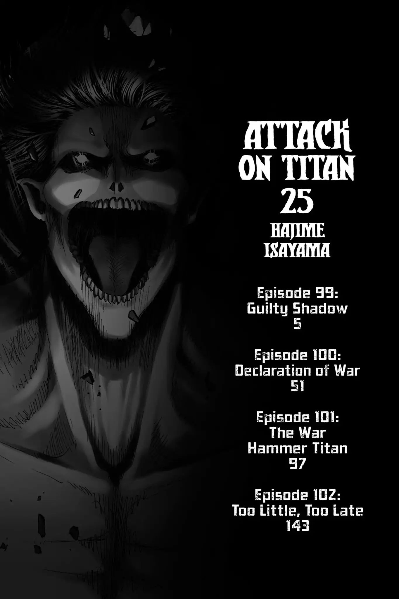Attack on Titan Chapter 99  Online Free Manga Read Image 2