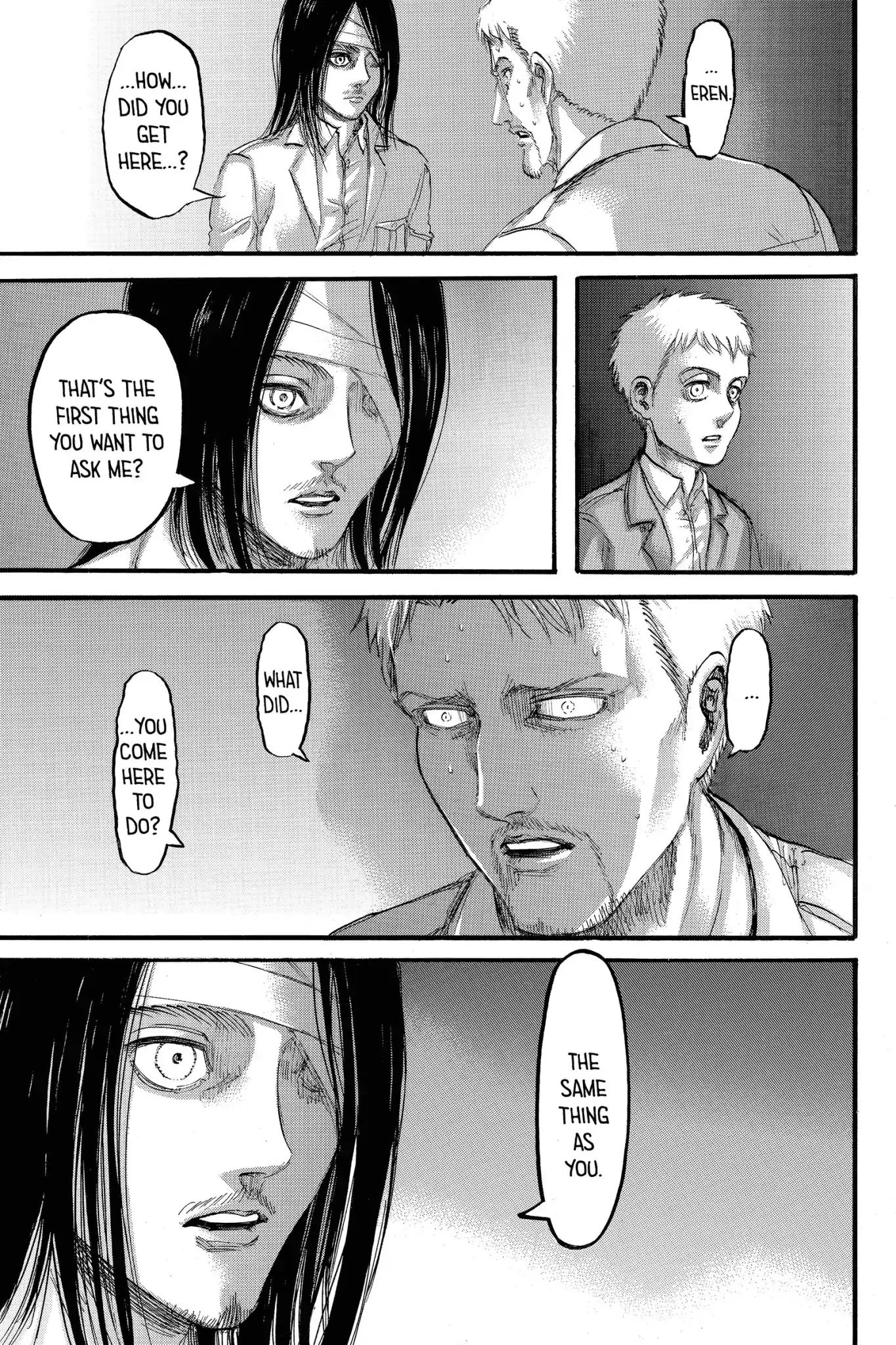 Attack on Titan Chapter 99  Online Free Manga Read Image 21