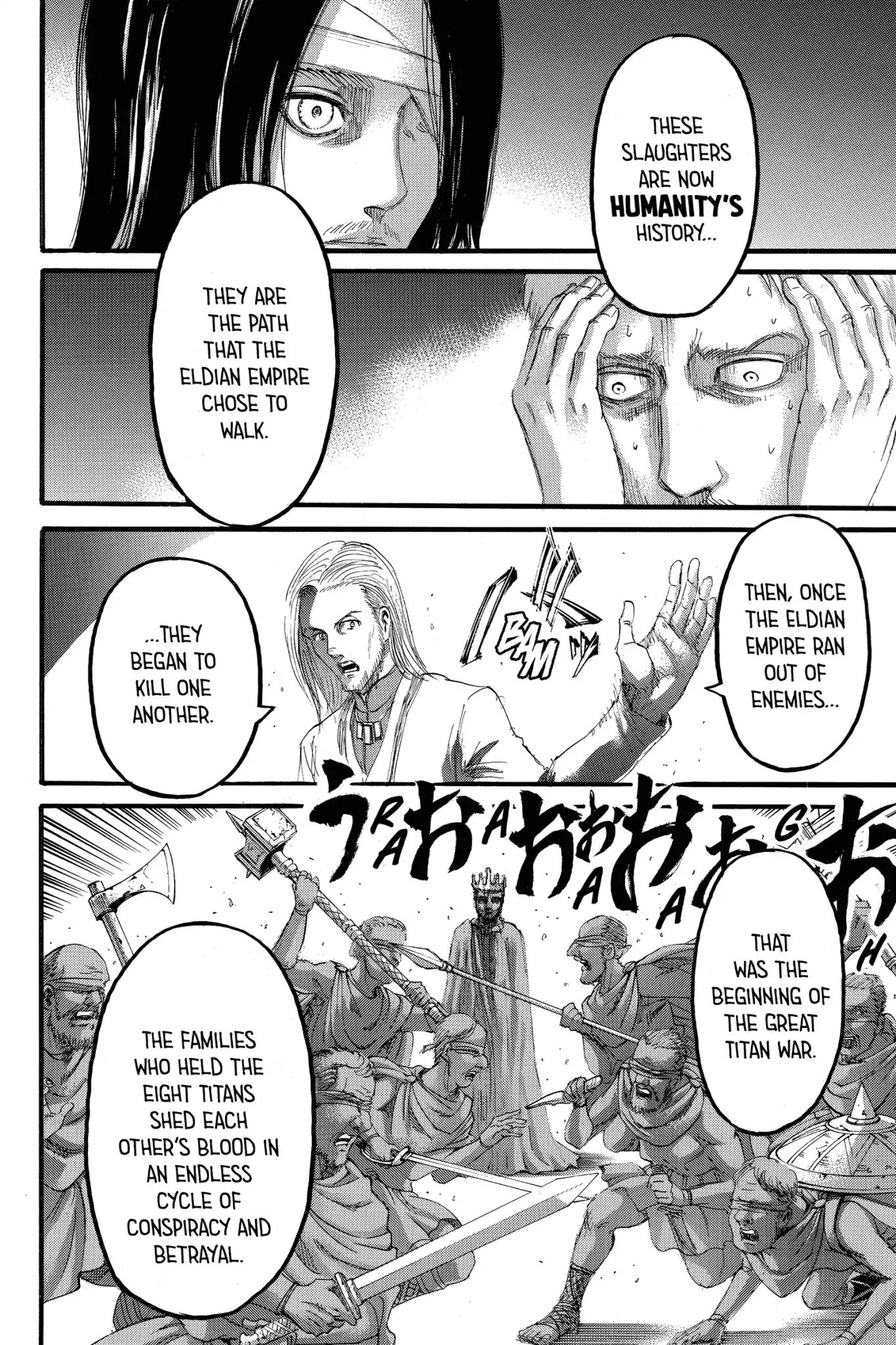 Attack on Titan Chapter 99  Online Free Manga Read Image 26