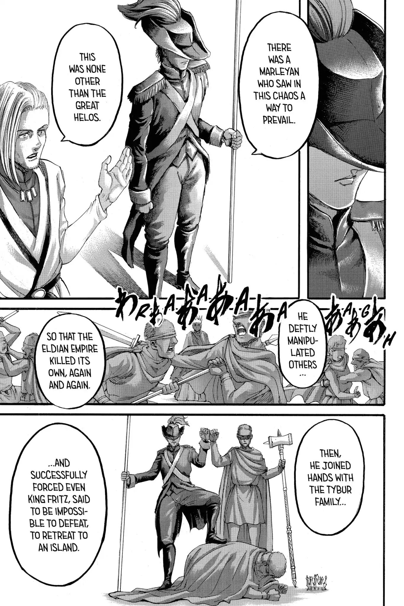 Attack on Titan Chapter 99  Online Free Manga Read Image 27
