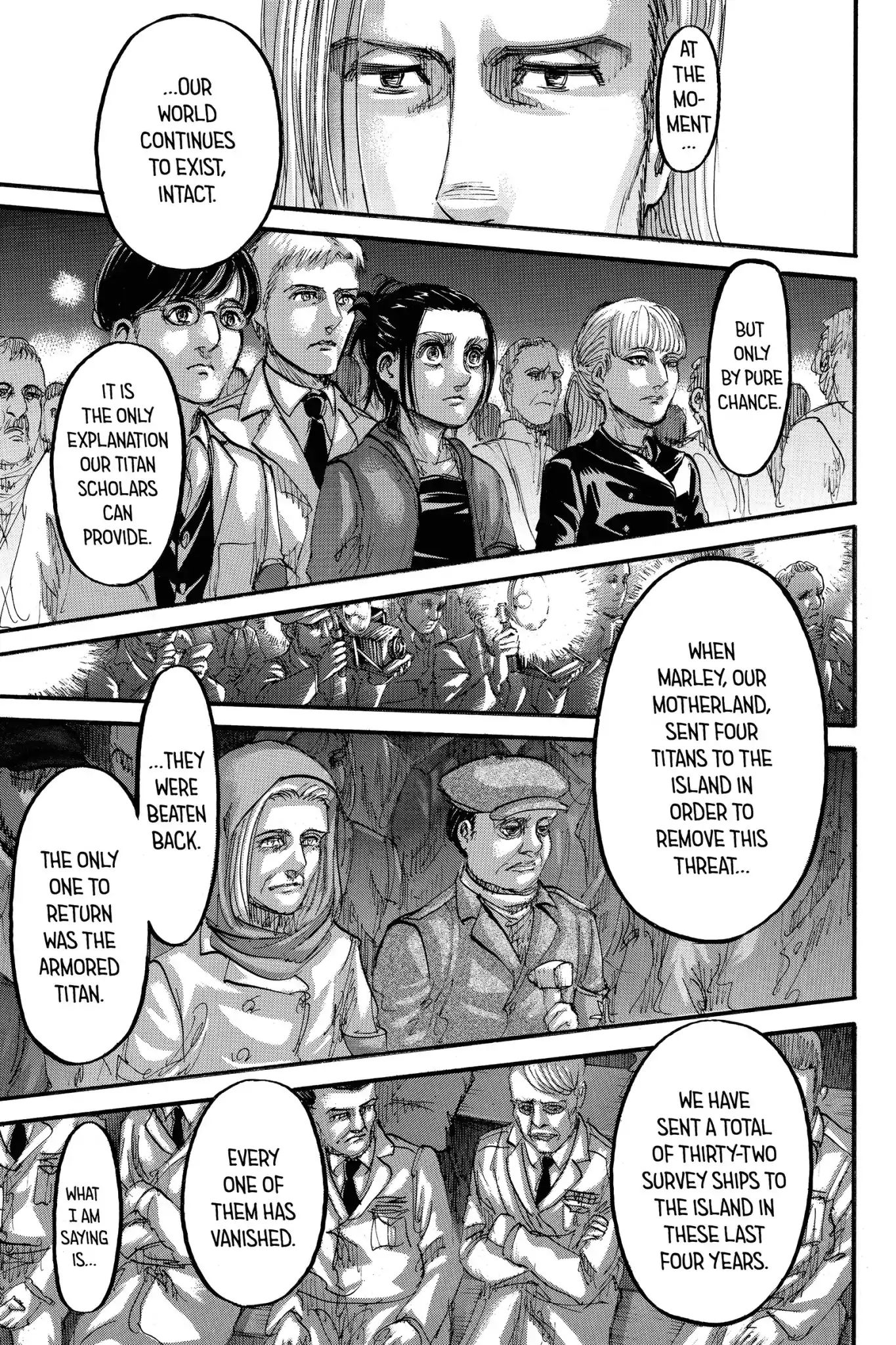 Attack on Titan Chapter 99  Online Free Manga Read Image 29