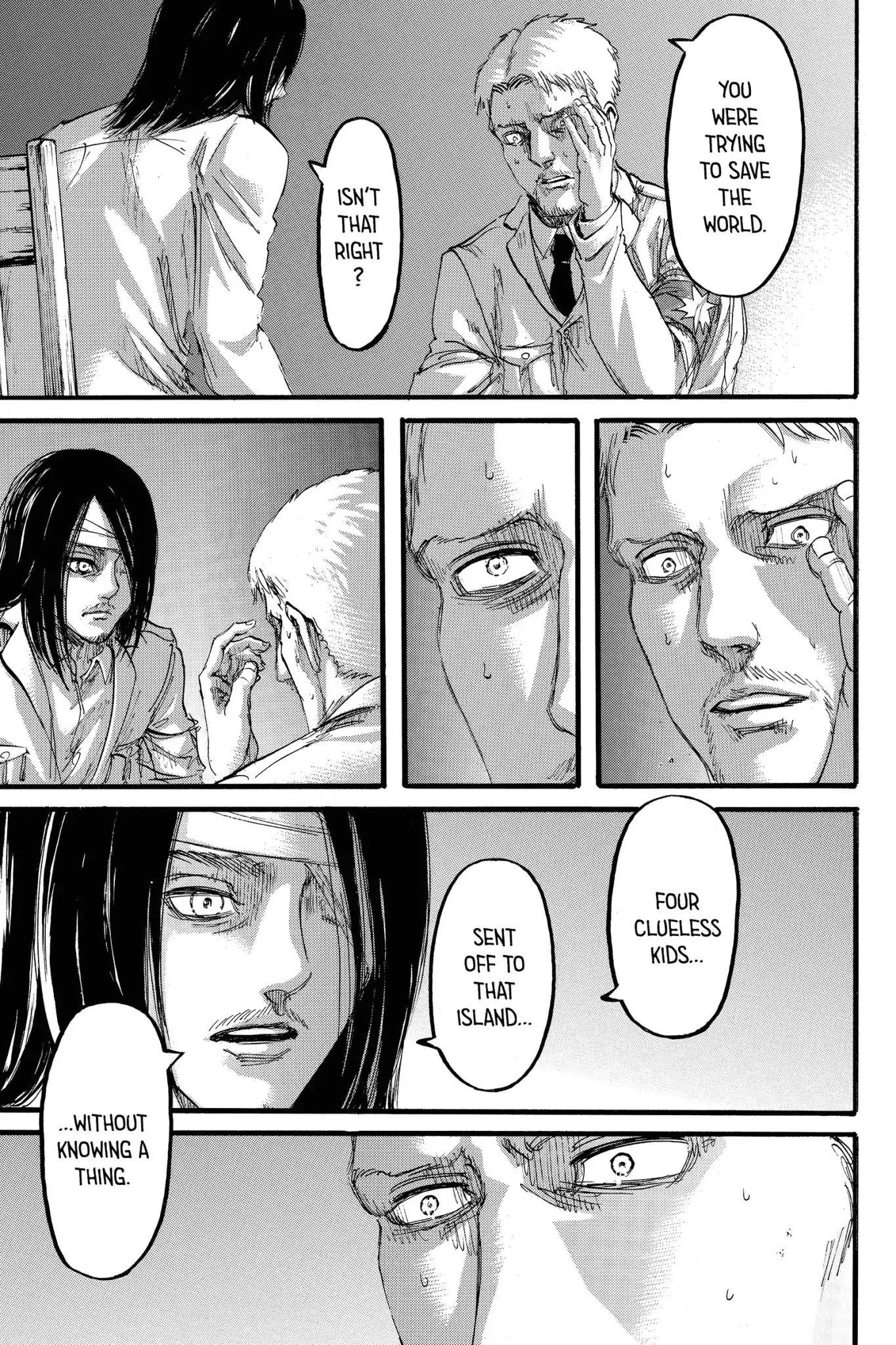 Attack on Titan Chapter 99  Online Free Manga Read Image 31