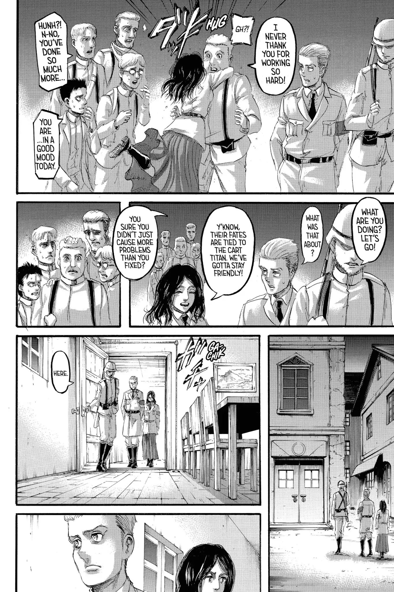 Attack on Titan Chapter 99  Online Free Manga Read Image 34
