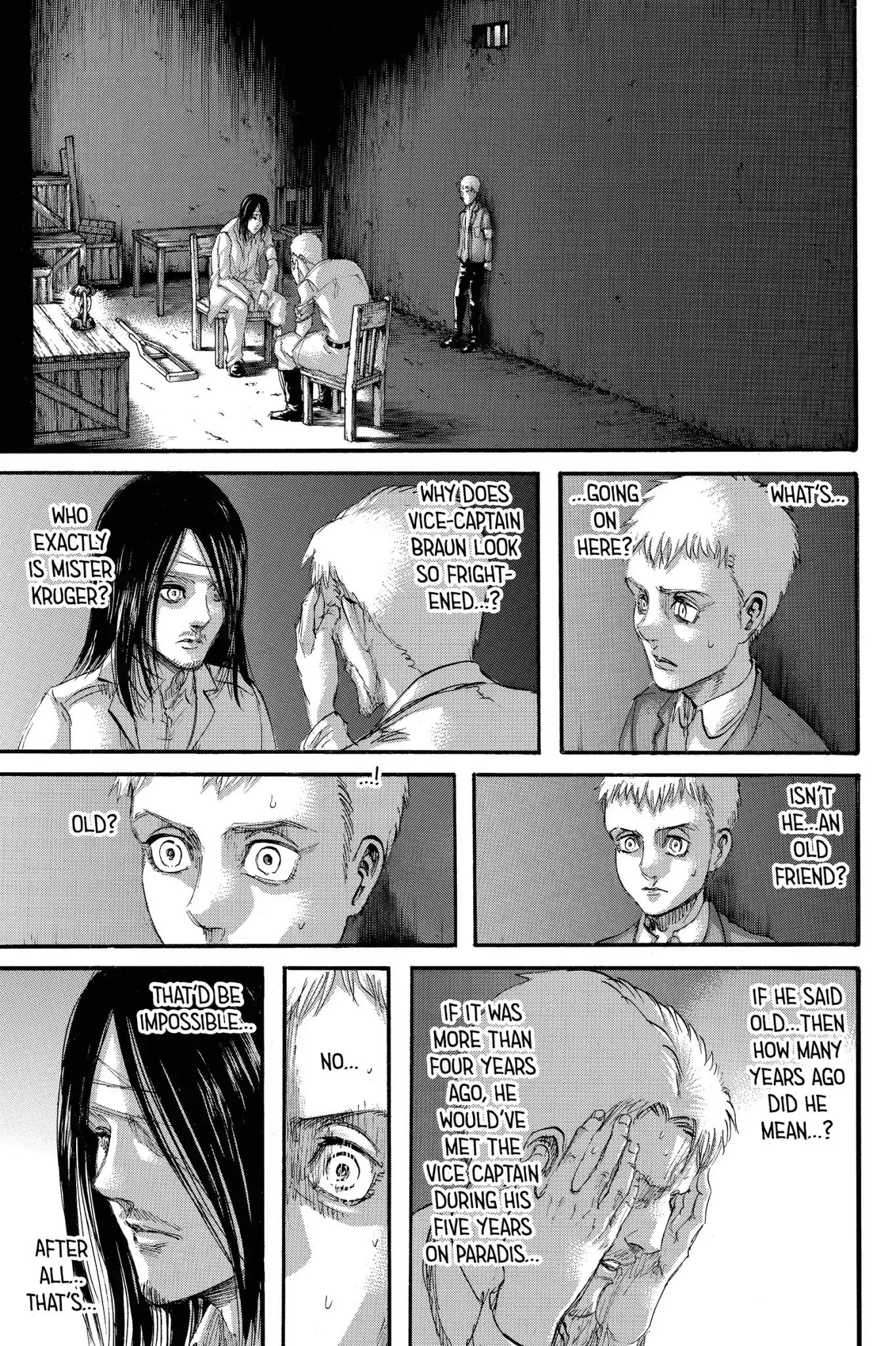 Attack on Titan Chapter 99  Online Free Manga Read Image 37
