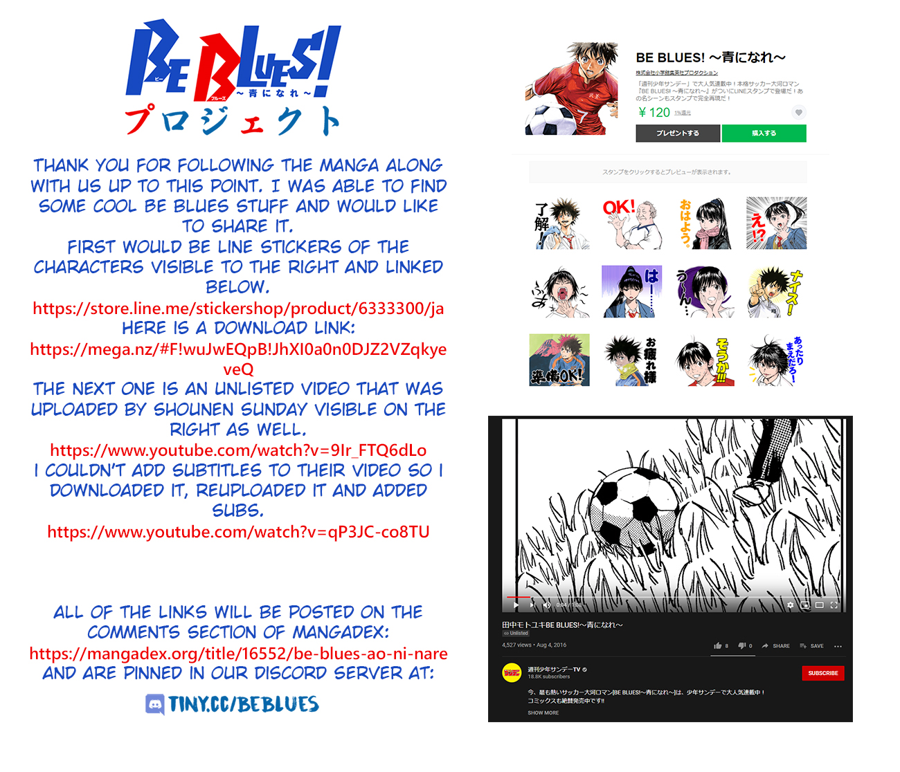 BE BLUES Ao ni nare Chapter 198  Online Free Manga Read Image 24