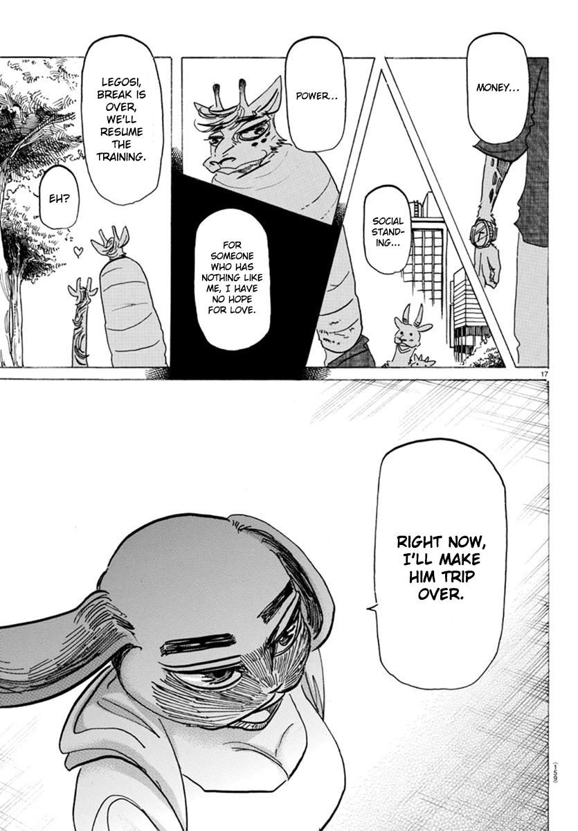 Beastars Chapter 169  Online Free Manga Read Image 16