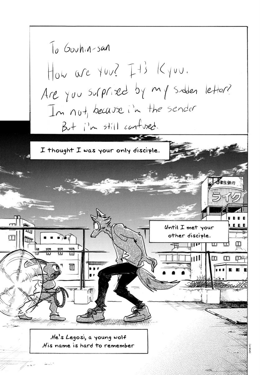 Beastars Chapter 169  Online Free Manga Read Image 3