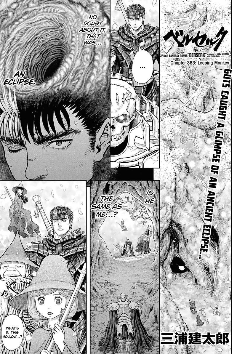 Berserk Chapter 363  Online Free Manga Read Image 1