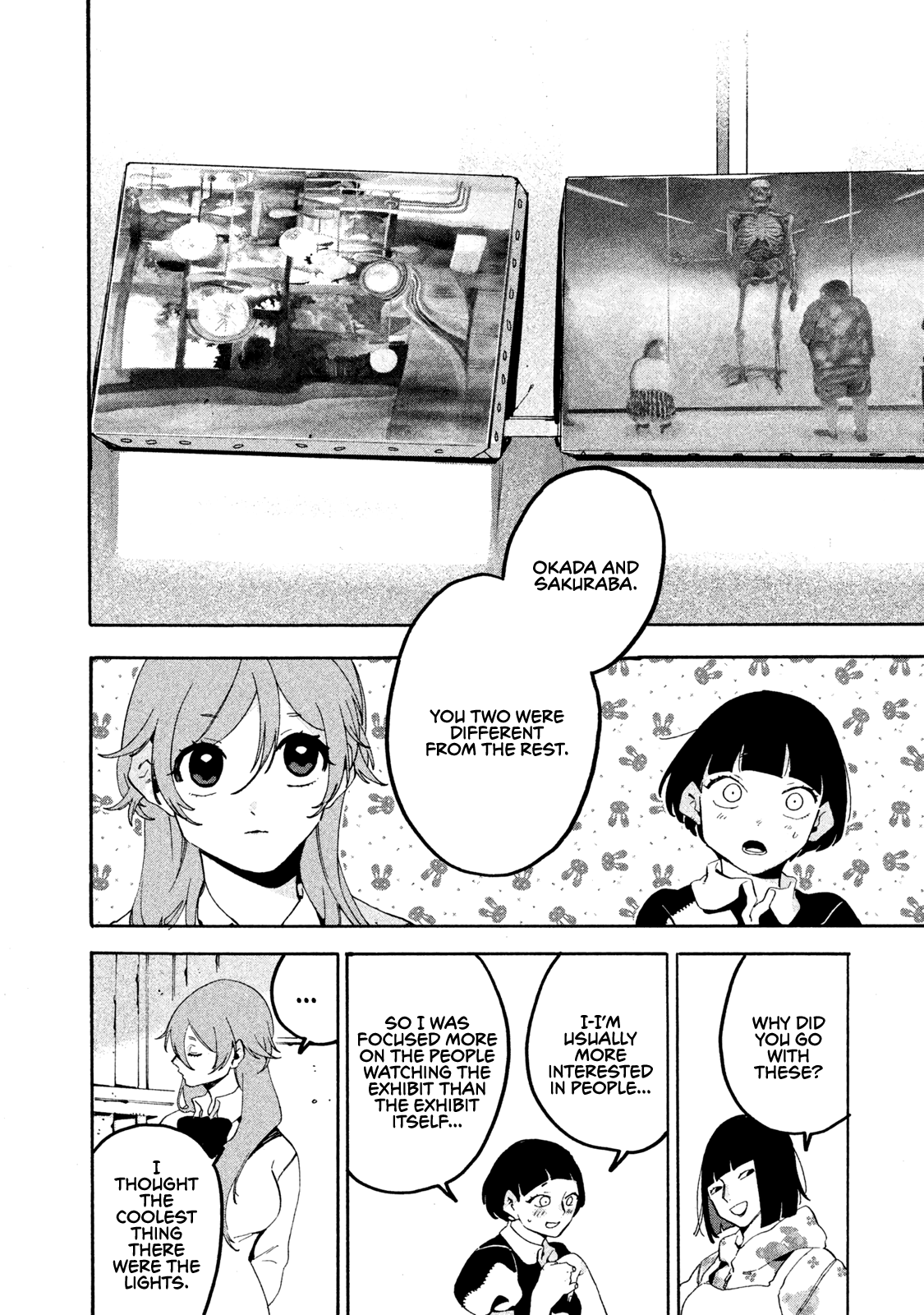 Blue Period Chapter 17  Online Free Manga Read Image 32