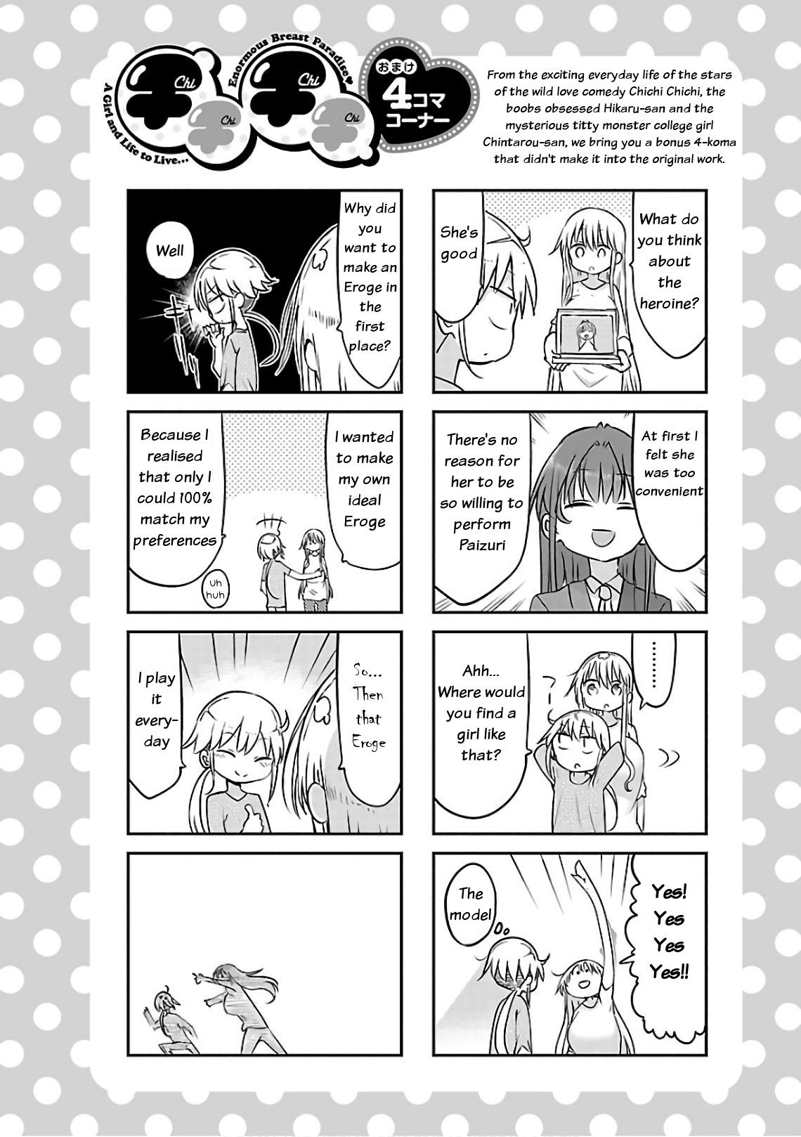 Chichi Chichi Chapter 49  Online Free Manga Read Image 10