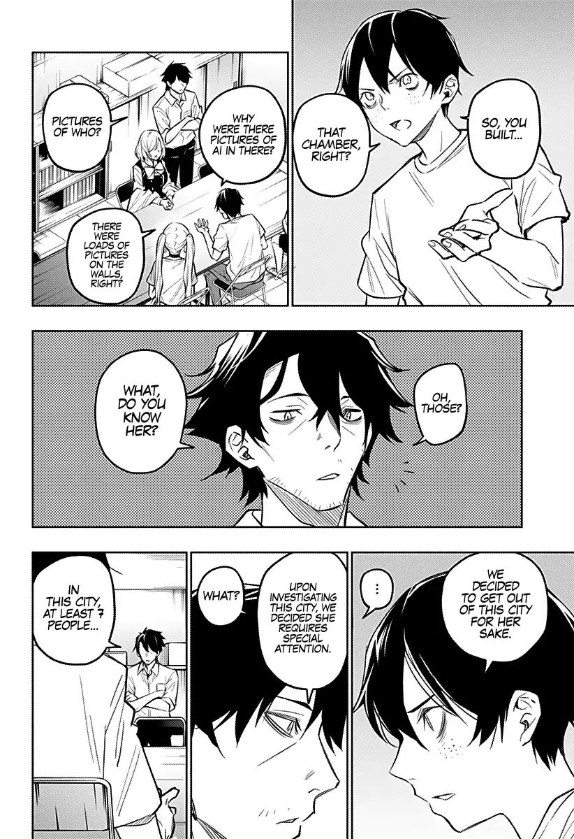 City of Love Prison Chapter 15  Online Free Manga Read Image 13
