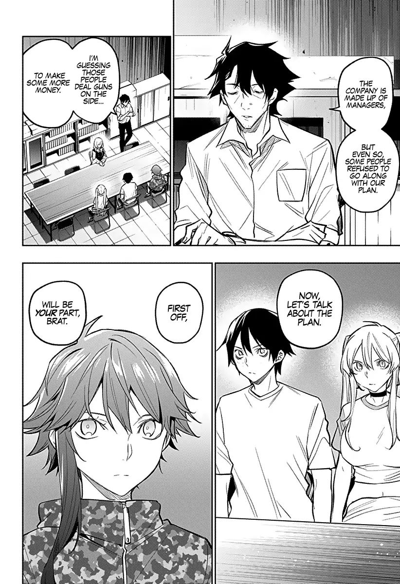City of Love Prison Chapter 15  Online Free Manga Read Image 9