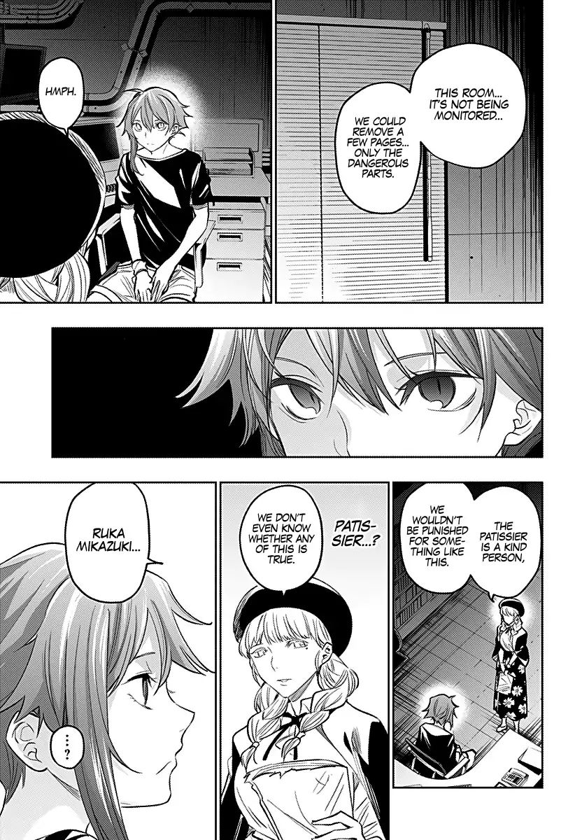 City of Love Prison Chapter 17  Online Free Manga Read Image 4