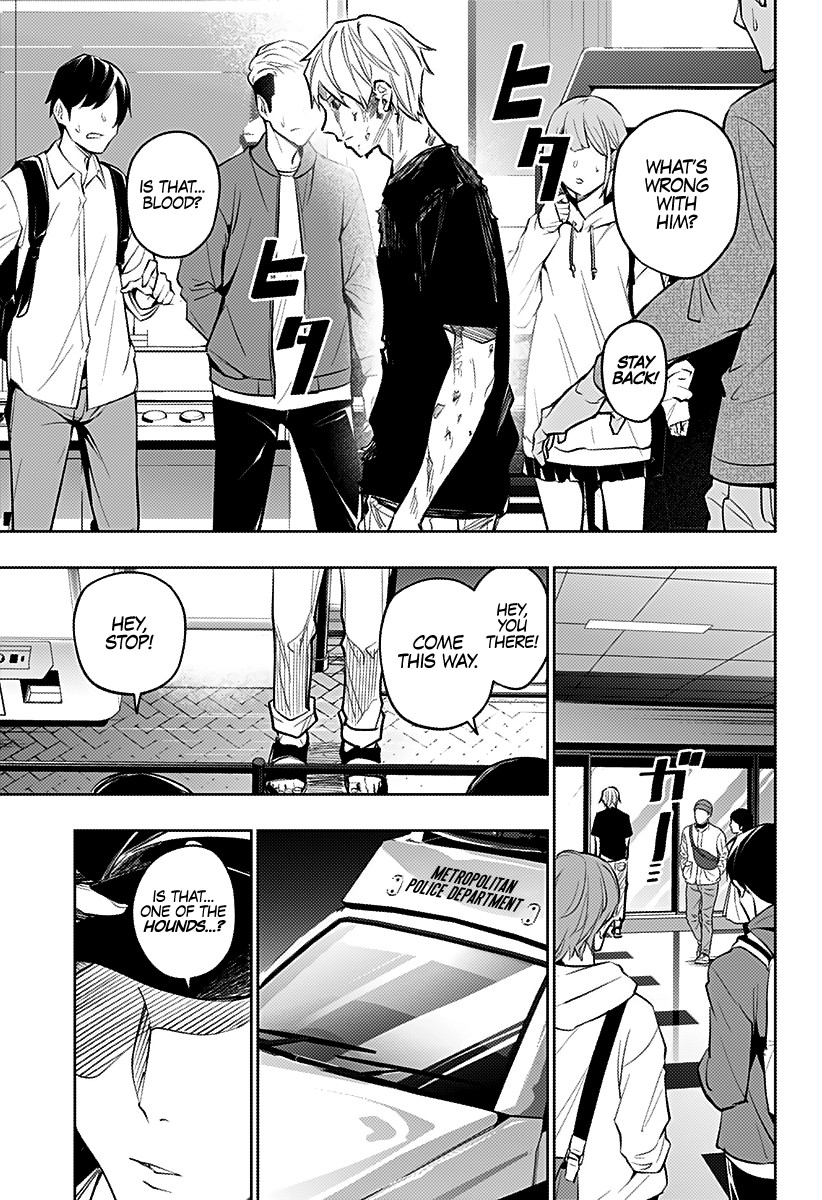 City of Love Prison Chapter 19  Online Free Manga Read Image 18
