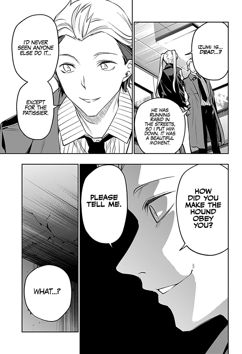 City of Love Prison Chapter 21  Online Free Manga Read Image 18