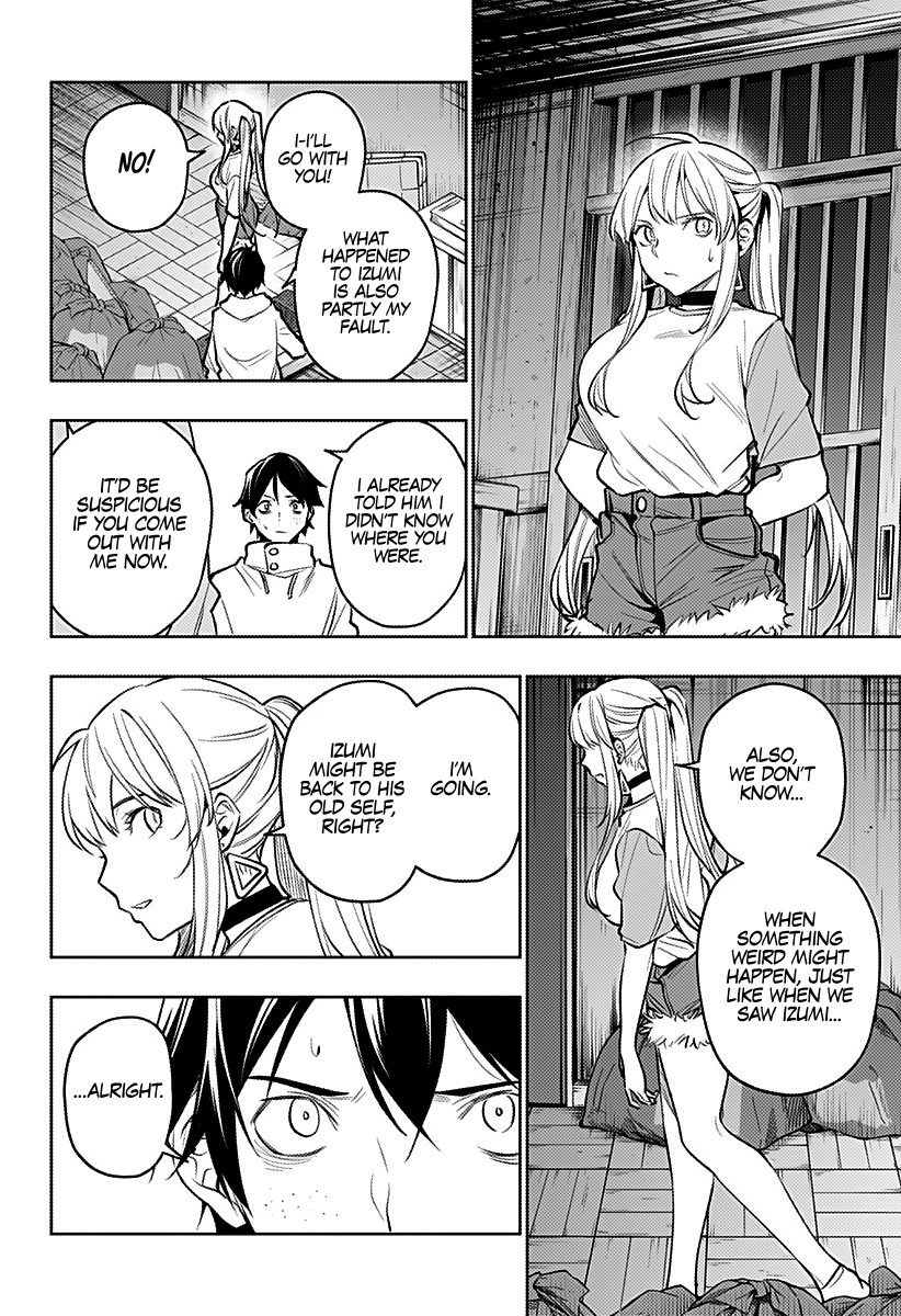 City of Love Prison Chapter 21  Online Free Manga Read Image 9