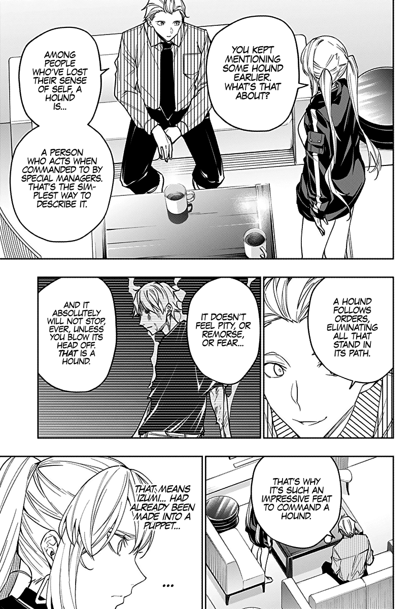 City of Love Prison Chapter 22  Online Free Manga Read Image 10