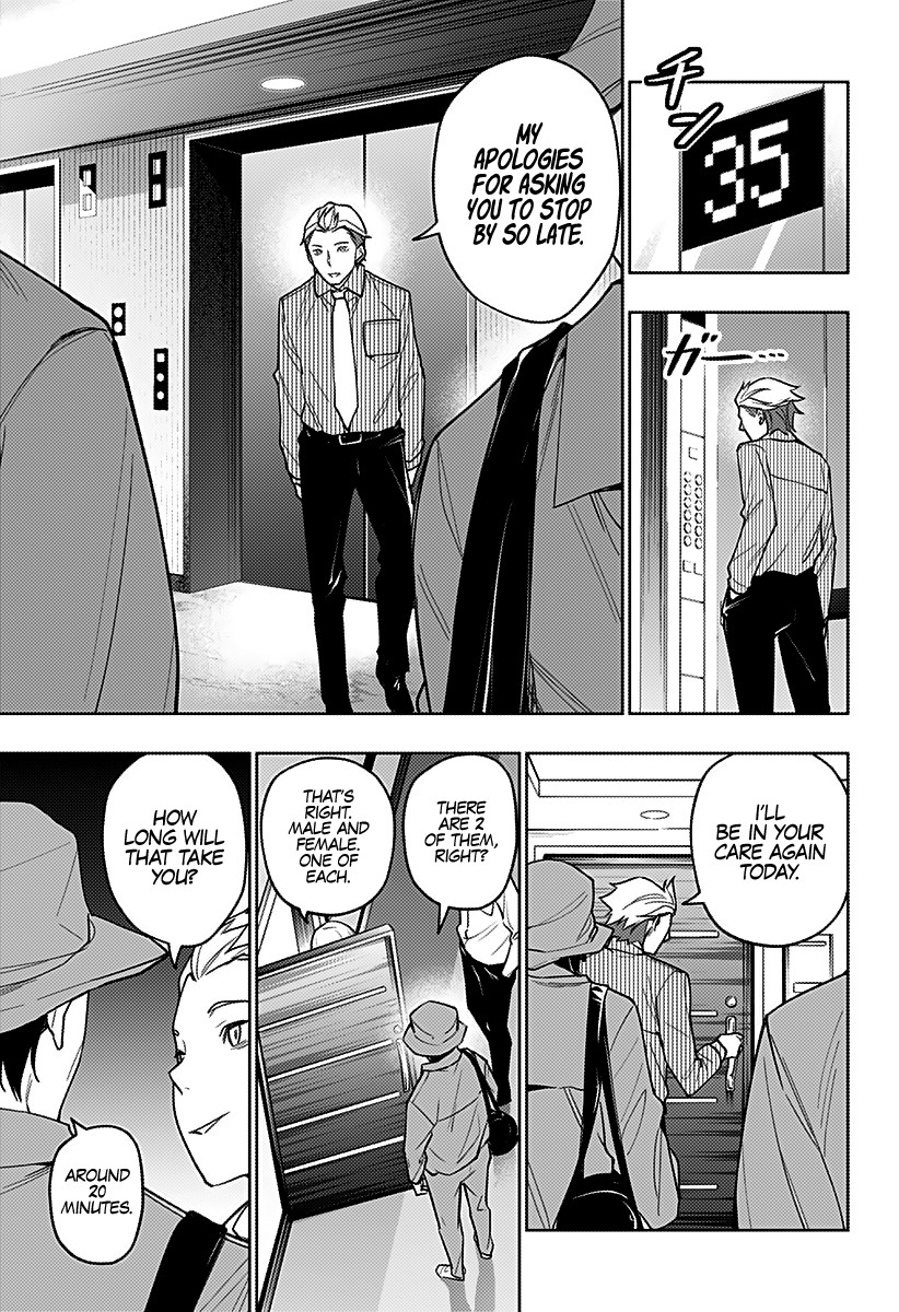 City of Love Prison Chapter 23  Online Free Manga Read Image 10