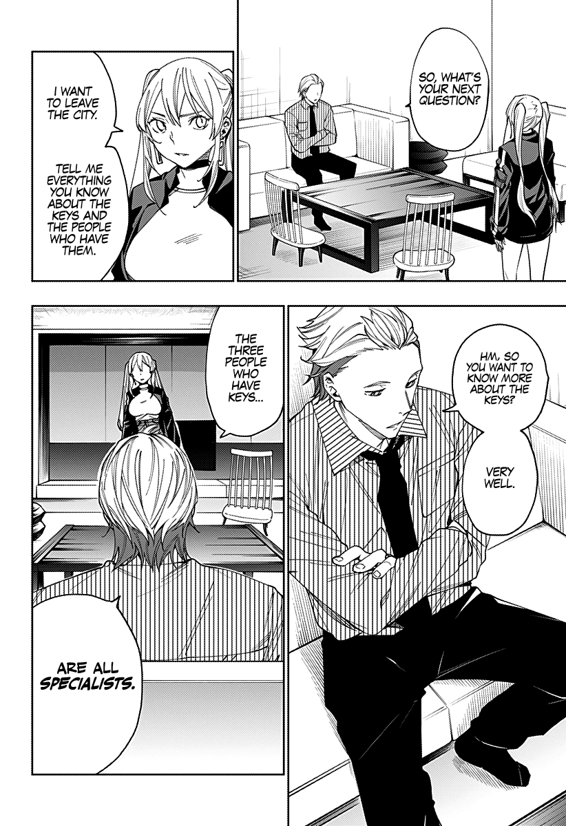 City of Love Prison Chapter 24  Online Free Manga Read Image 9