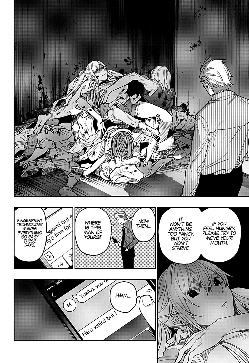 City of Love Prison Chapter 25  Online Free Manga Read Image 15