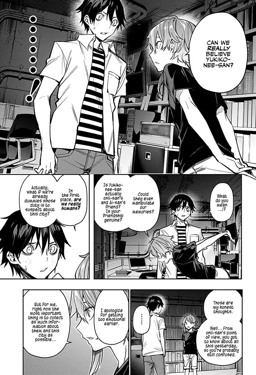 City of Love Prison Chapter 6  Online Free Manga Read Image 13