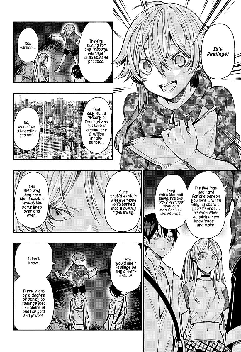 City of Love Prison Chapter 7  Online Free Manga Read Image 16