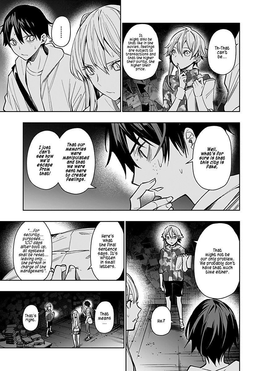 City of Love Prison Chapter 7  Online Free Manga Read Image 17